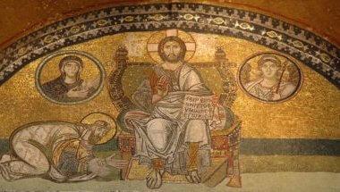 VI. Leon Mozaiği